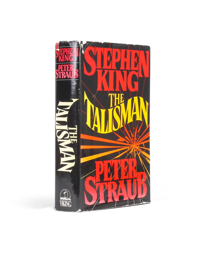 The Talisman by Stephen King - XL Secret Stash Book