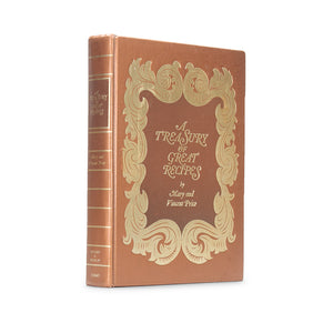 Treasury of Great Recipes by Vincent Price - Hollow Book for Mother's Day
