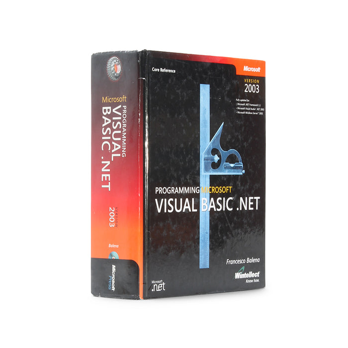 Visual Basic .NET - XL Hollow Stash Book