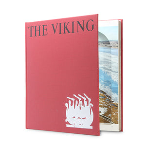 The Viking - XL Vintage Hollow Book Safe - Secret Storage Books