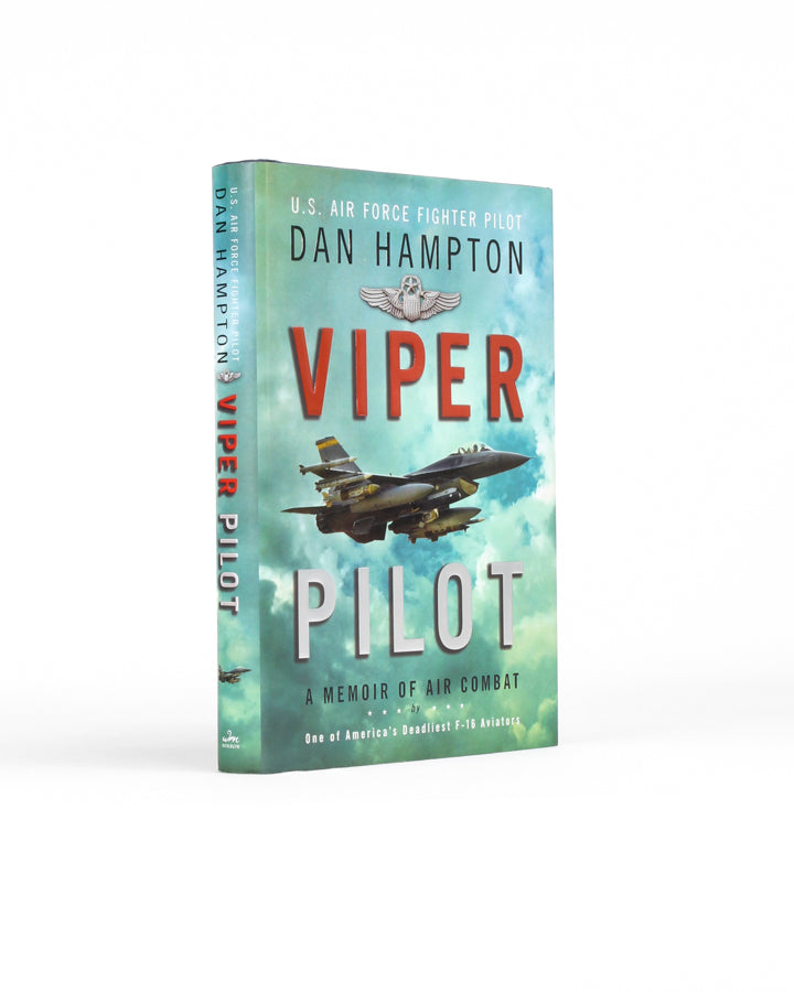 Viper Pilot - Book Safe - Secret Storage Books