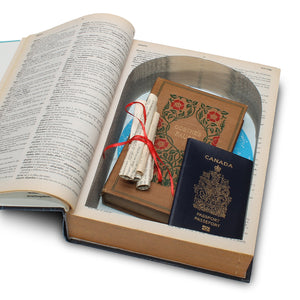 Webster's Universal Dictionary - XXL Book Safe