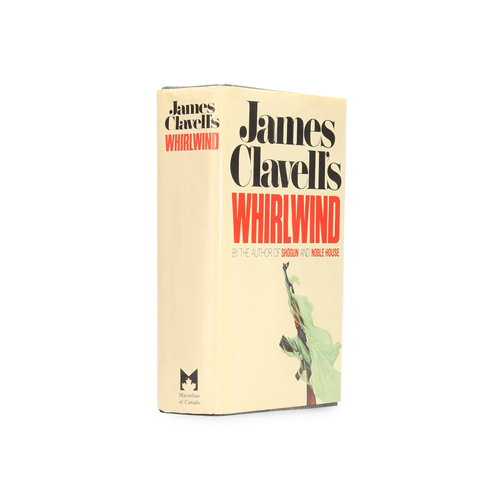 James Clavell's Whirlwind | XL Hollow Book Safe