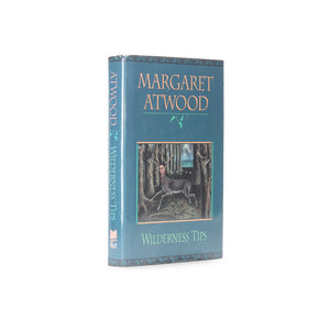 Wilderness Tips by Margaret Atwood - Small  Book Safe
