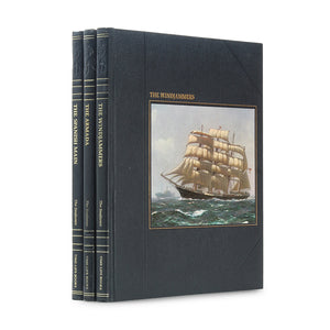 The Windjammers - Stack of THREE - XXL Hollow Book - Secret Storage Books