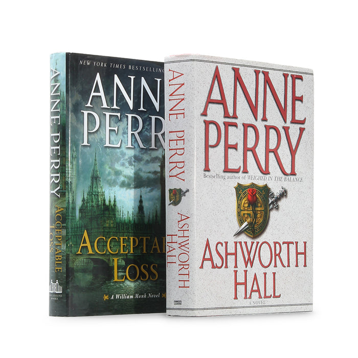 Anne Perry Book Safes - Pack of Two