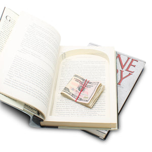 Anne Perry Book Safes - Pack of Two - Secret Storage Books