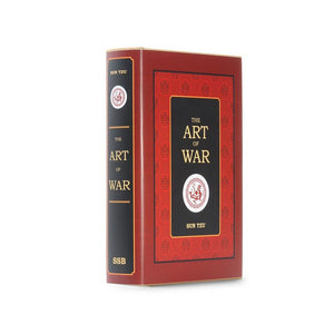 Art of War by Sun Tzu - Book Safe - Secret Storage Books