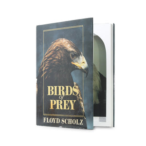 Birds of Prey - Coffee Table Book Safe - Secret Storage Books