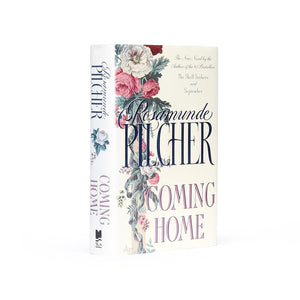 Coming Home by Rosamunde Pilcher - Large Secret Hollow Book - Secret Storage Books