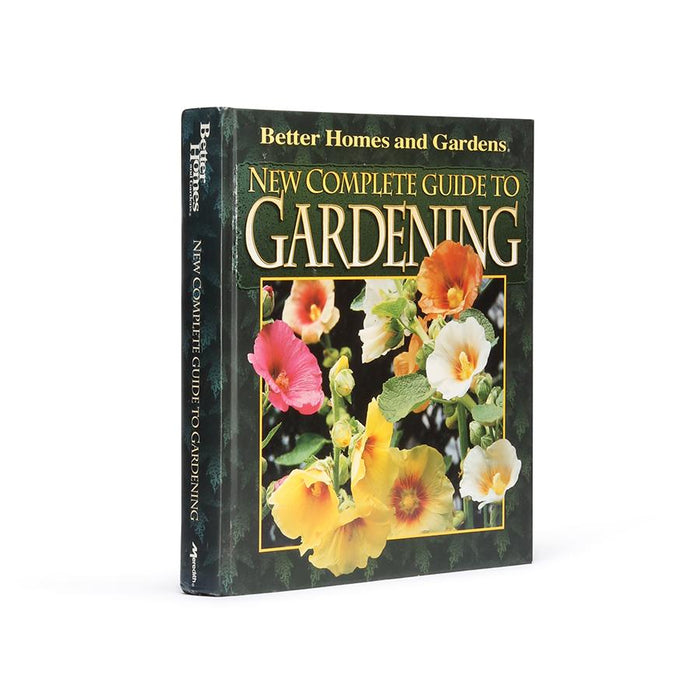 Complete Guide to Gardening - Hollow Book Safe for Christmas