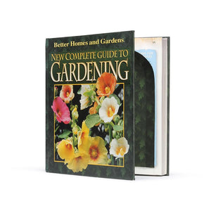 Complete Guide to Gardening - Hollow Book Safe for Christmas - Secret Storage Books