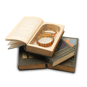Vintage German Book Safes - Secret Storage Books
