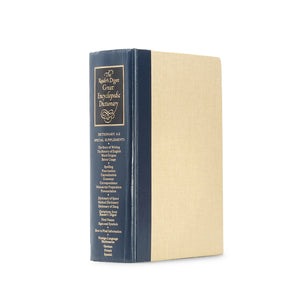 Great Encyclopedic Dictionary - XL Stash Book - Secret Storage Books
