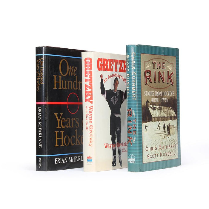 Hockey Book Safe 3 Pack - buy more and save