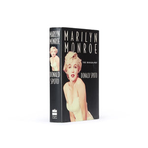 Marilyn Munroe The biography -Secret Storage Book Safe - Secret Storage Books