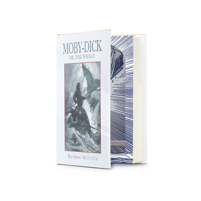 Moby Dick - Secret Hollow Book