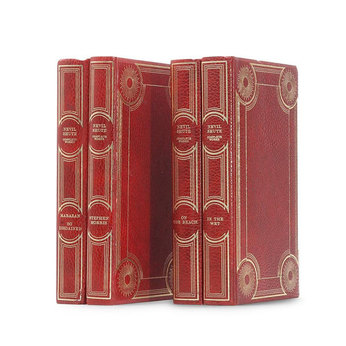 Neville Shute STACK OF TWO - Medium Vintage Book Safe