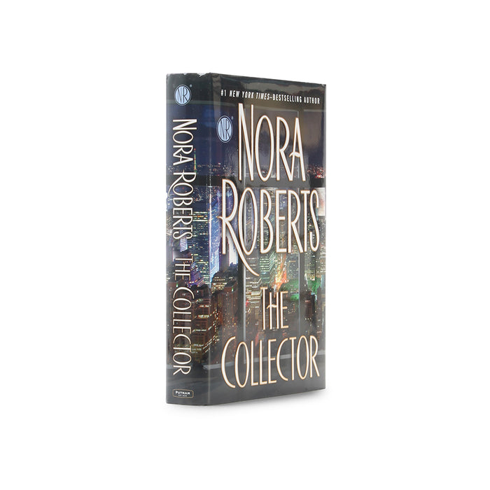 The Collector by Nora Roberts - Hollow Book Safe