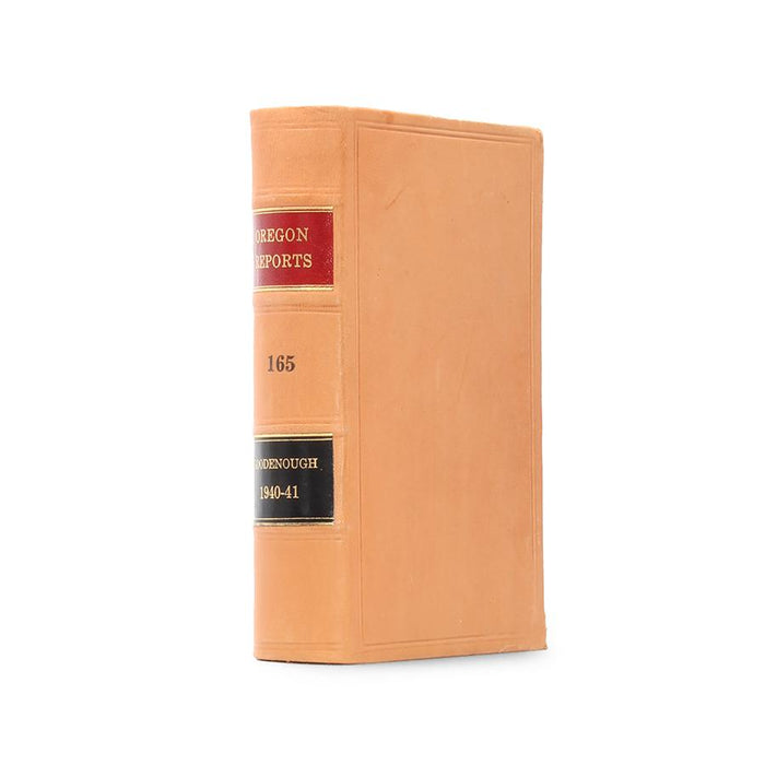 Oregon Reports  - Vintage Law Book