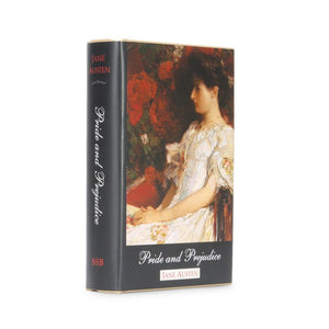 Pride and Prejudice - Secret Book Safe by Jane Austen - Secret Storage Books