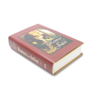 Romeo and Juliet - Romantic Secret Hollow Book - Secret Storage Books