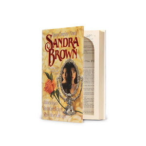 Sandra Brown Trilogy - XL Secret Storage Book - Secret Storage Books