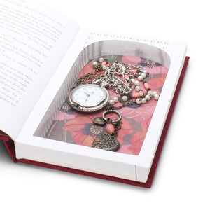The Secret Garden - Velvet Secret Safe Book