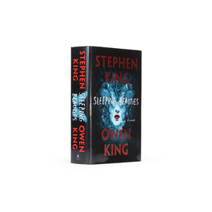 Sleeping Beauties by Stephen King - XL Hollow Book Safe - Secret Storage Books