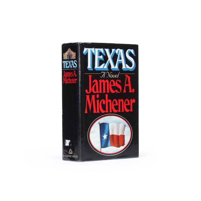 Texas by James A. Michener - XL Fiction Book Safe