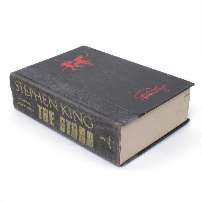 The Stand by Stephen King - XL Ugly Book Safe