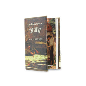 Tom Sawyer by Mark Twain - Secret Storage Book Safe - Secret Storage Books