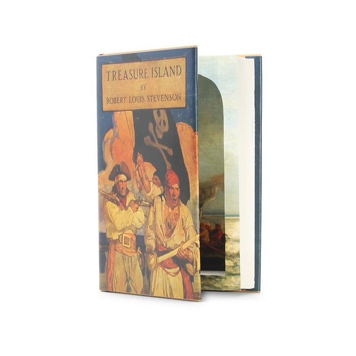 Treasure Island - Secret Hollow Stash Book