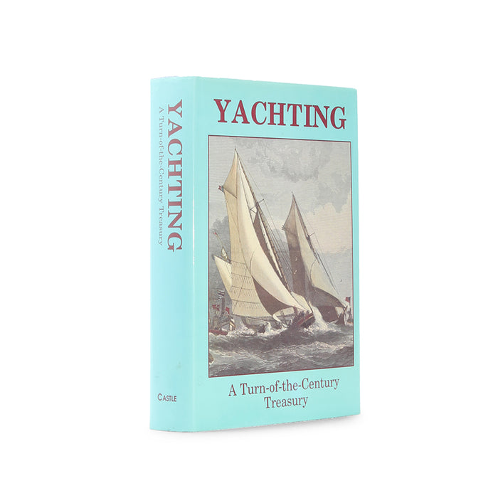 Yachting - Secret Compartment Book Safe