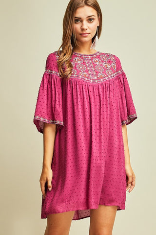 Plum Perfect Tunic