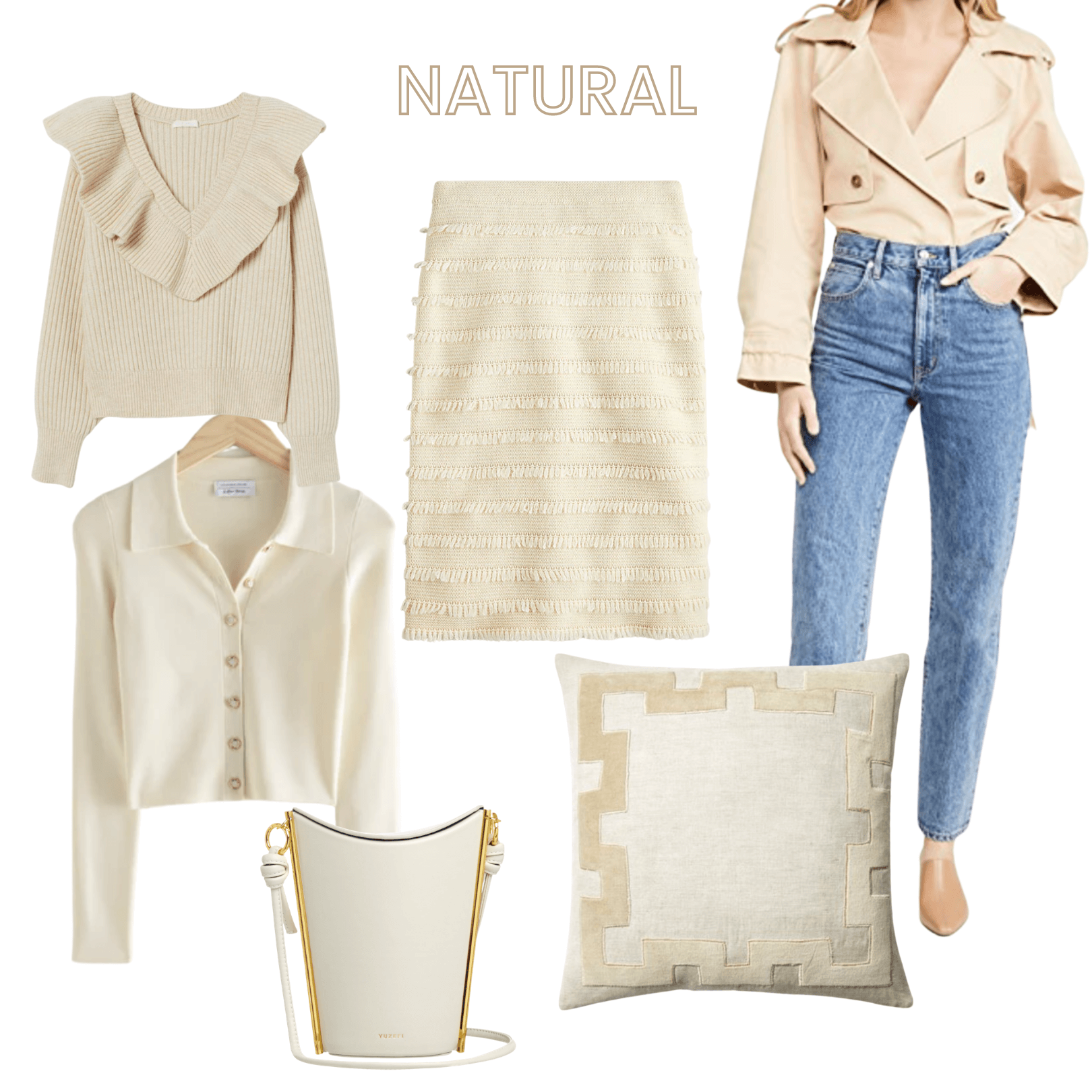 Natural Items to Love