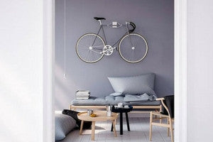 Stylish Ways to Store Your Bike