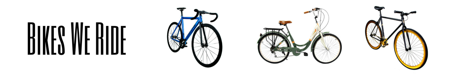 Single Speed Bikes We Ride - Shop Cruiser Republic Today!