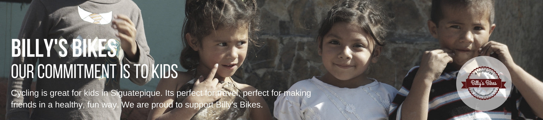 Give to Billy's Bikes - Keep Kids in Scool & Away rom Gangs or Drugs - Cruiser Republic