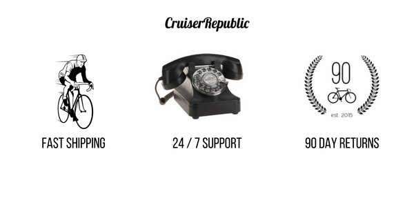 Free Shipping & Easy Returns. Fast Service - Cruiser Republic