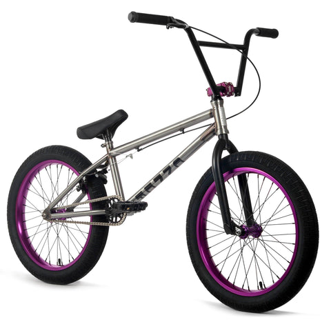 Elite BMX - CMNDR - Raw Cruiser Republic