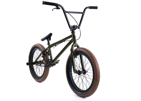 Elite BMX Destro - Army Green Elite BMX (ISD)