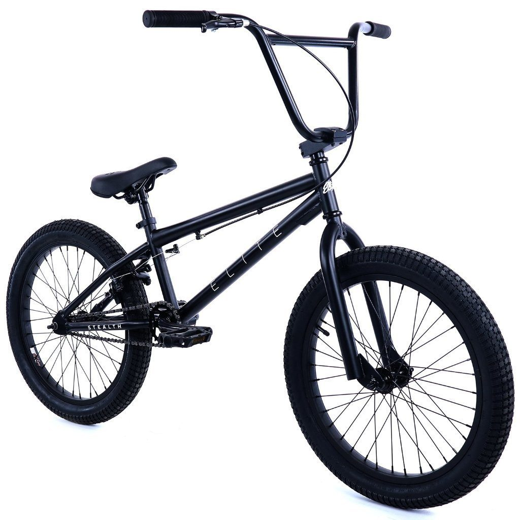Elite BMX Stealth - Black
