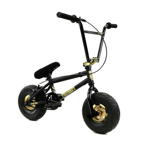 Fatboy Mini BMX Pro Series - Black Hawk X Fatboy Mini BMX (ISD)