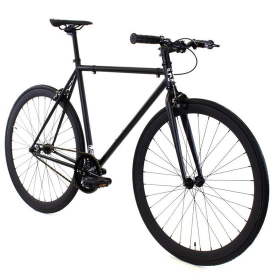 GOLDEN CYCLES VADER FIXED GEAR - MATTE BLACK