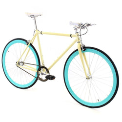 Golden Cycles Abigail Fixed Gear - Cyan and Sand Golden Cycles (ISD)