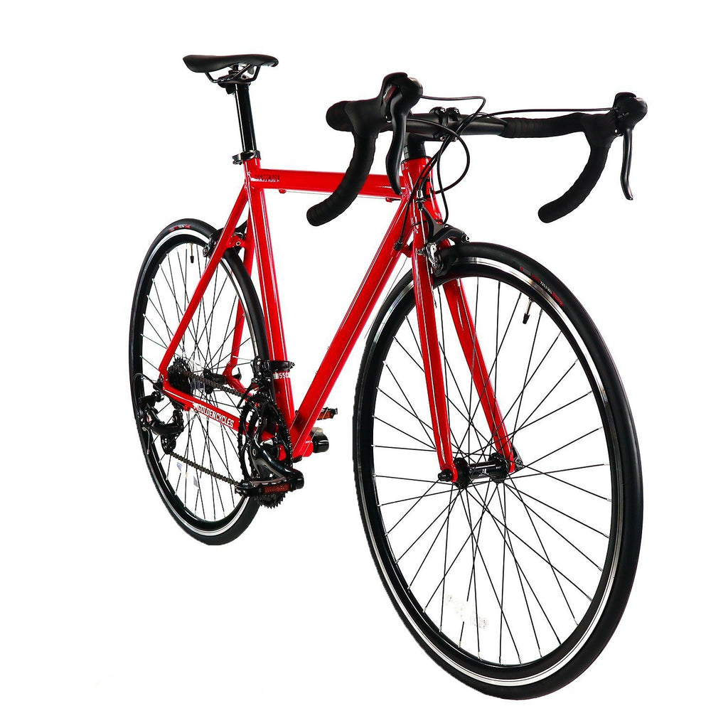 Golden Cycles Contender - Red
