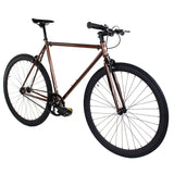 Golden Cycles Copper Fixed Gear - Black and Copper Golden Cycles (ISD)