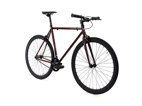 Golden Cycles Redrum Fixed Gear - Black and Red Golden Cycles (ISD)