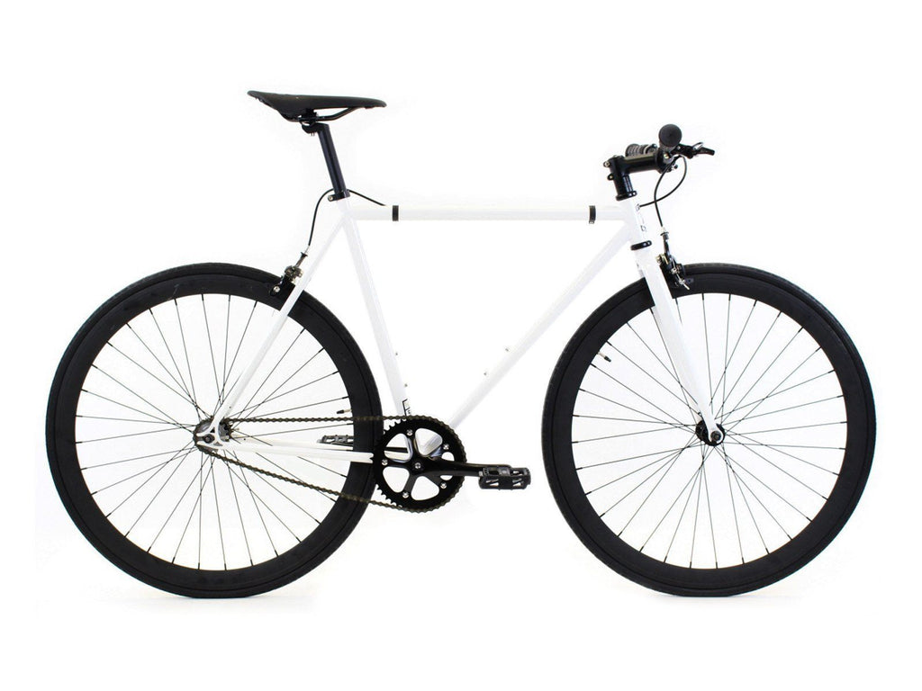 Golden Cycles Shocker Fixed Gear - Black and White